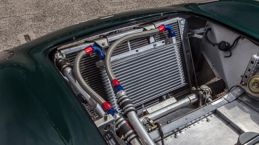 Jaguar XJ 13, Kühlung