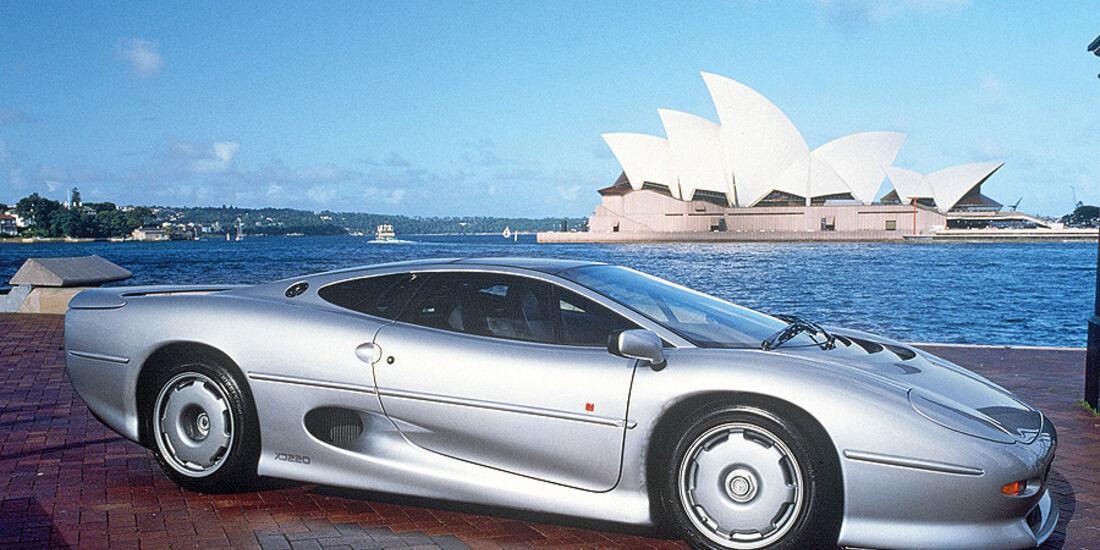Jaguar XJ 220 1992