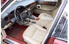 Jaguar XJ 6 4.0 Sovereign, Innenraum