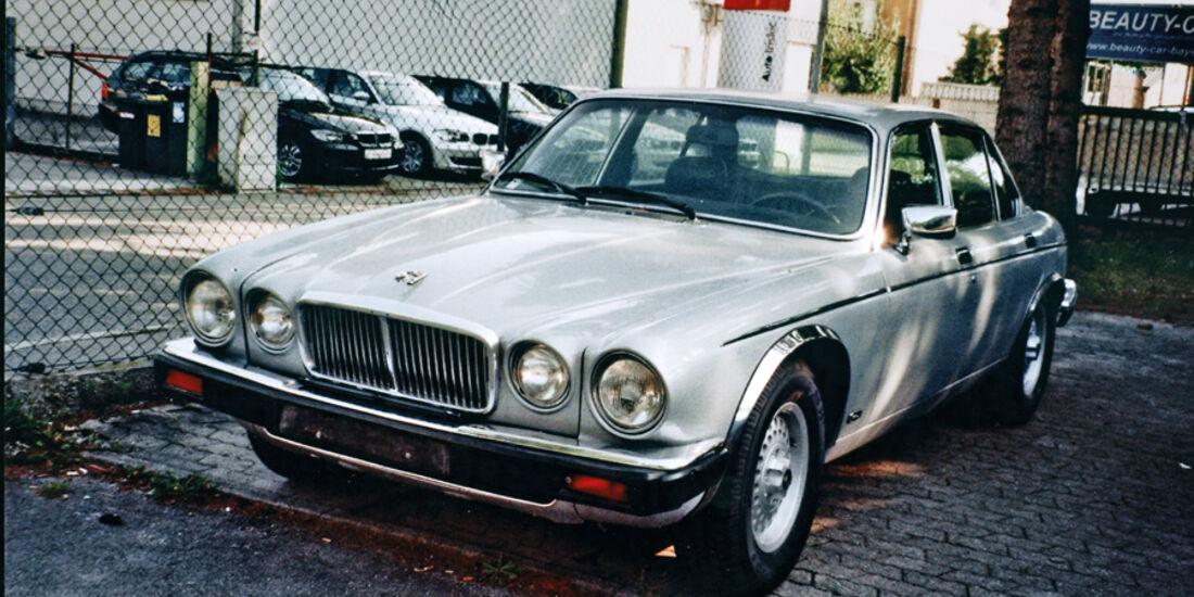 Jaguar XJ 6 4.2