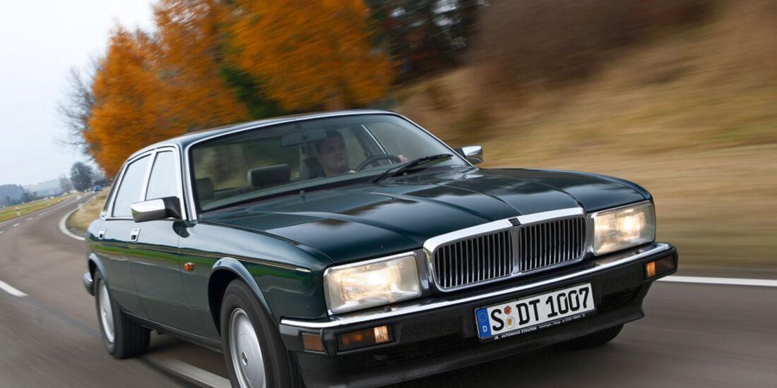 Jaguar XJ 6 Sovereign 4.0, Baujahr 1991