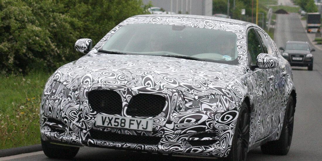 Jaguar XJ Erlkönig