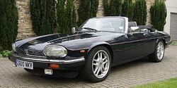 Jaguar XJ-S V12 Convertible