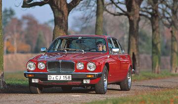 Jaguar XJ6 3.4 S3, Frontansicht