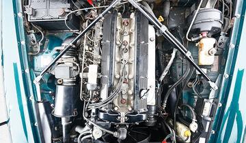 Jaguar XJ6 4.2, Motor