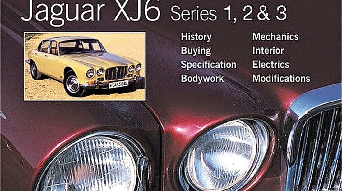 Jaguar XJ6, Literatur
