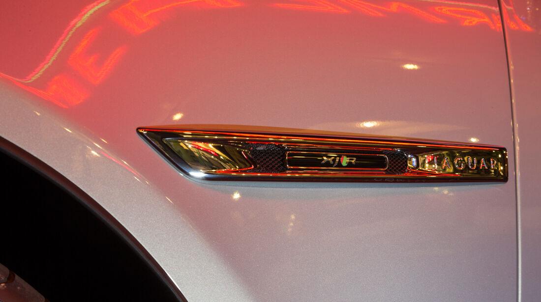 Jaguar XJR, Typenbezeichnung