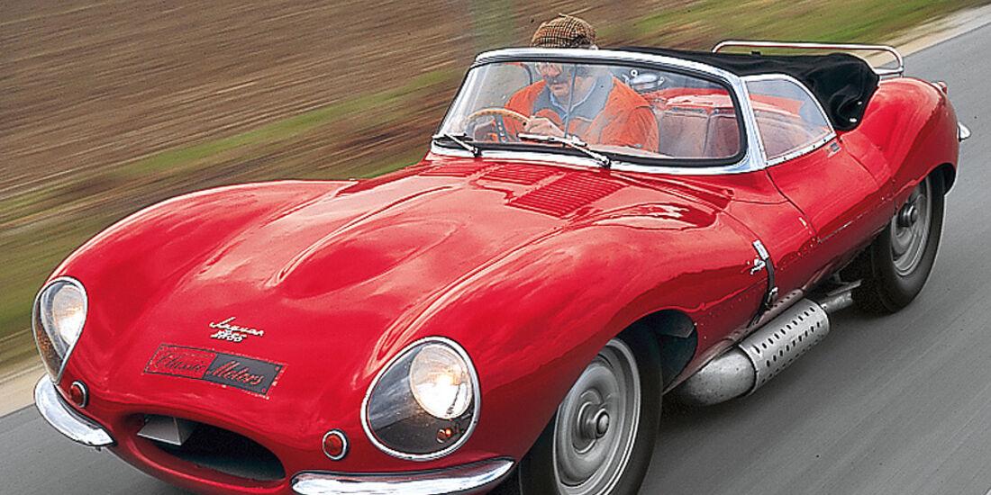 Jaguar XK-SS 1956