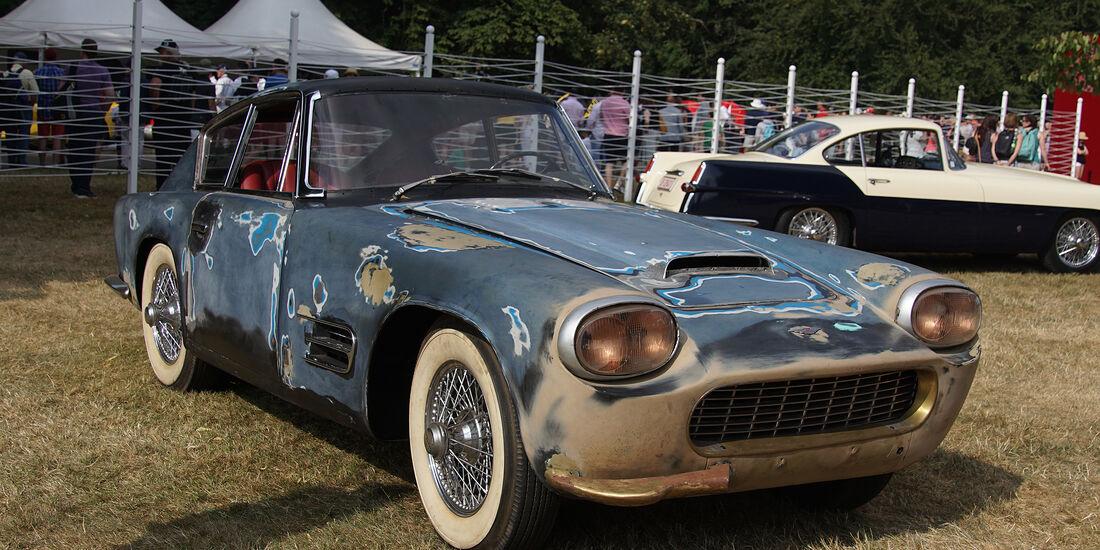 Jaguar XK140 Coupé coachwork by Michelotti