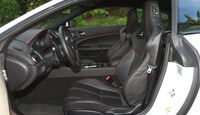 Jaguar XKR-S, Innenraum