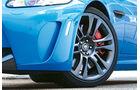 Jaguar XKR-S, Rad, Felge