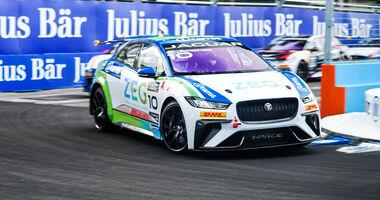 Jaguar iPace eTrophy - Rom - 2019