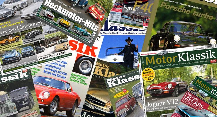 Jahresinhaltsverzeichnis Motor Klassik