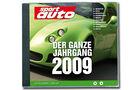 Jahrgangs CD 2009 sport auto