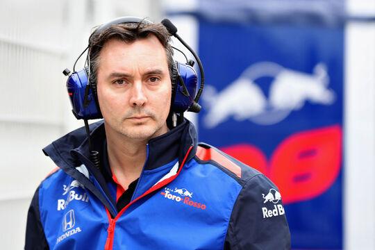 James Key - Toro Rosso - F1 2018