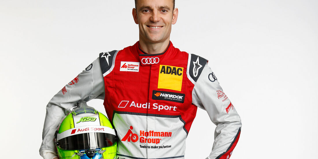 Jamie Green - Audi - Porträt - DTM 2018