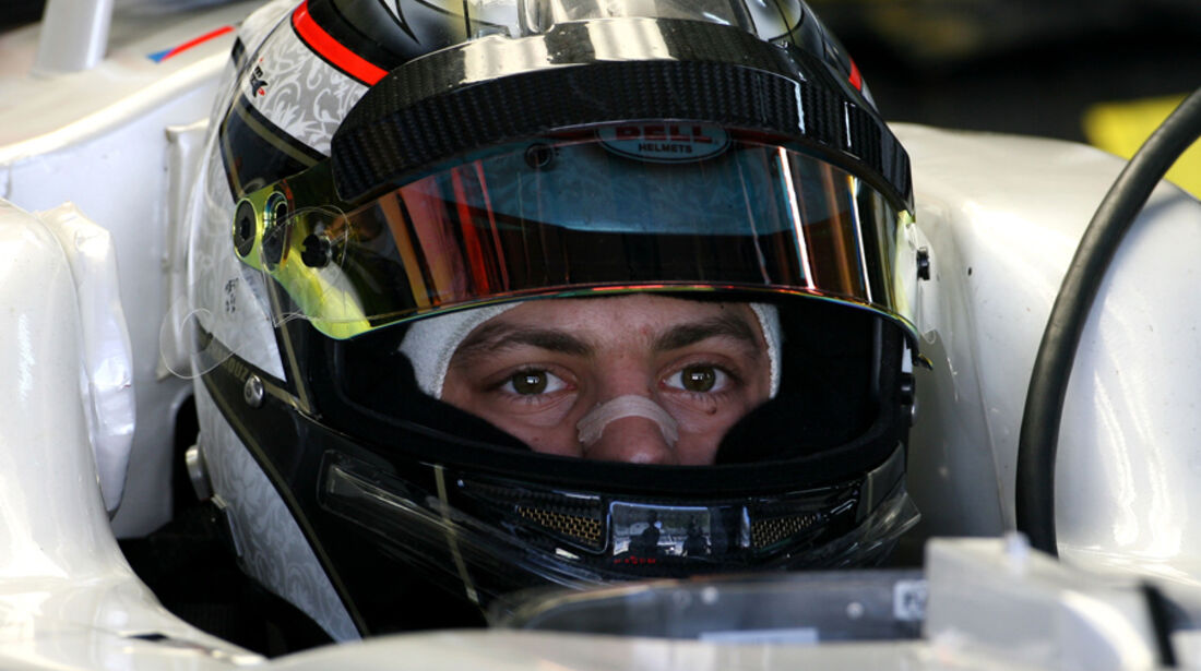 Jan Charouz - GP Brasilien - 25. November 2011
