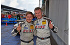 Jan Seyffarth - Michael Zehe - Rowe Racing - VLN Nürburgring - 6. Lauf - 2. August 2014