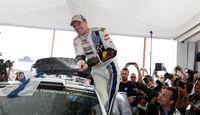 Jari-Matti Latvala - Rallye Finnland 2014 - WRC - Tag 4 - VW Polo R WRC