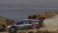 Jari-Matti Latvala - Rallye Jordanien 2011