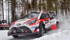 WRC Rallye Schweden 2017