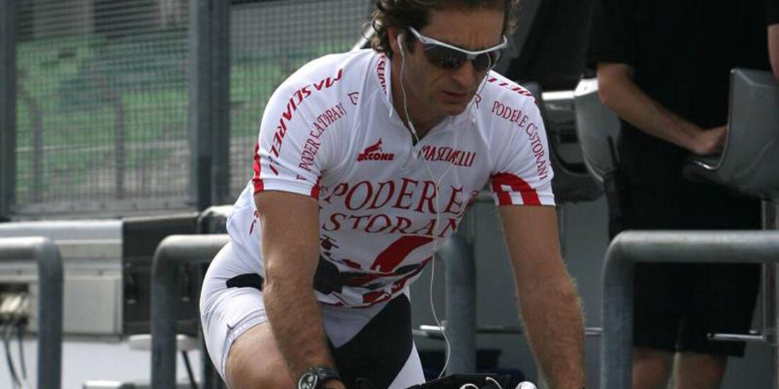 Jarno Trulli - GP Malaysia 2011