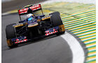 Jean-Eric Vergne Formel 1 GP Brasilien 2012