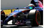 Jean-Eric Vergne - Formel 1 - GP Spanien 2014