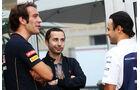 Jean Eric Vergne - Formel 1 - GP USA - 30. Oktober 2014