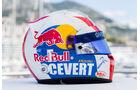 Jean-Eric Vergne - Formel 1-Spezialhelme