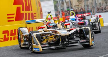 Jean-Eric Vergne - Formel E 2018 - eprix Paris