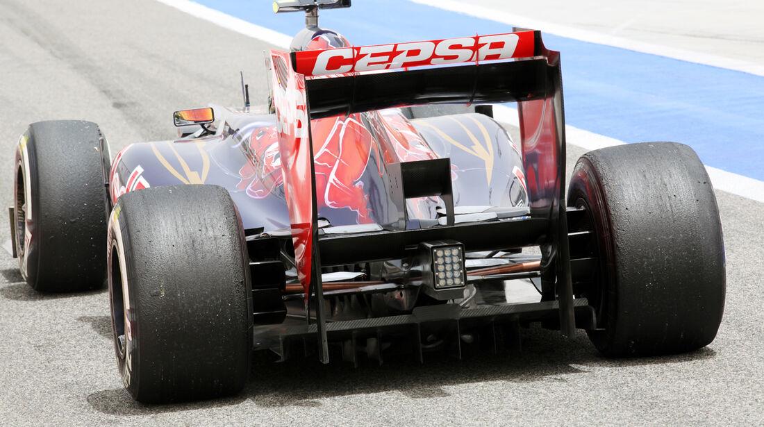 Jean Eric Vergne GP Bahrain 2012