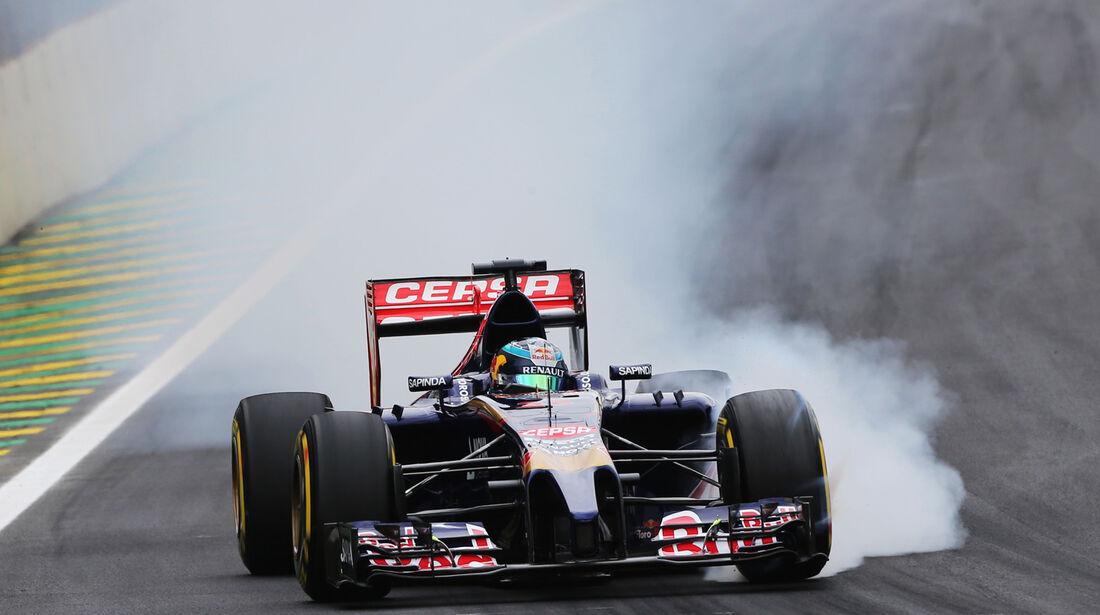 Jean-Eric Vergne - GP Brasilien 2014
