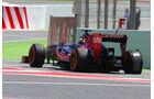 Jean-Eric Vergne GP Spanien 2013