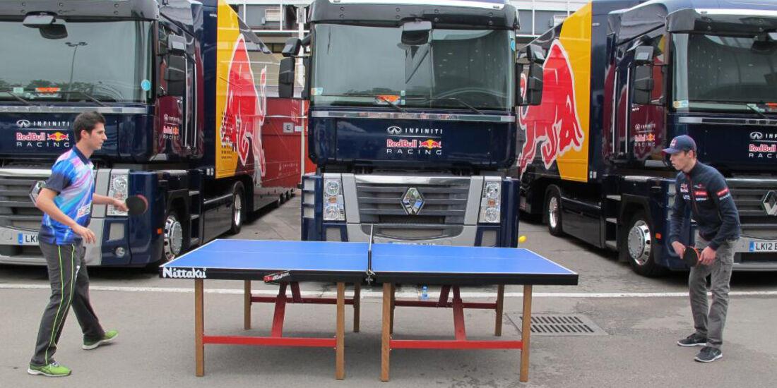 Jean-Eric Vergne - Toro Rosso - F1 Test Barcelona (1) - 13. Mai 2014