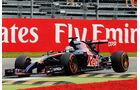 Jean-Eric Vergne - Toro Rosso - Formel 1 - GP Italien - 5. September 2014