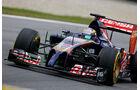 Jean-Eric Vergne - Toro Rosso - Formel 1 - GP Österreich - Spielberg - 20. Juni 2014