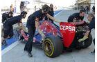 Jean-Eric Vergne - Toro Rosso - Formel 1 - Test - Bahrain - 22. Februar 2014