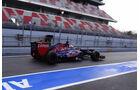 Jean-Eric Vergne - Toro Rosso - Formel 1 - Test - Barcelona - 28. Februar 2013