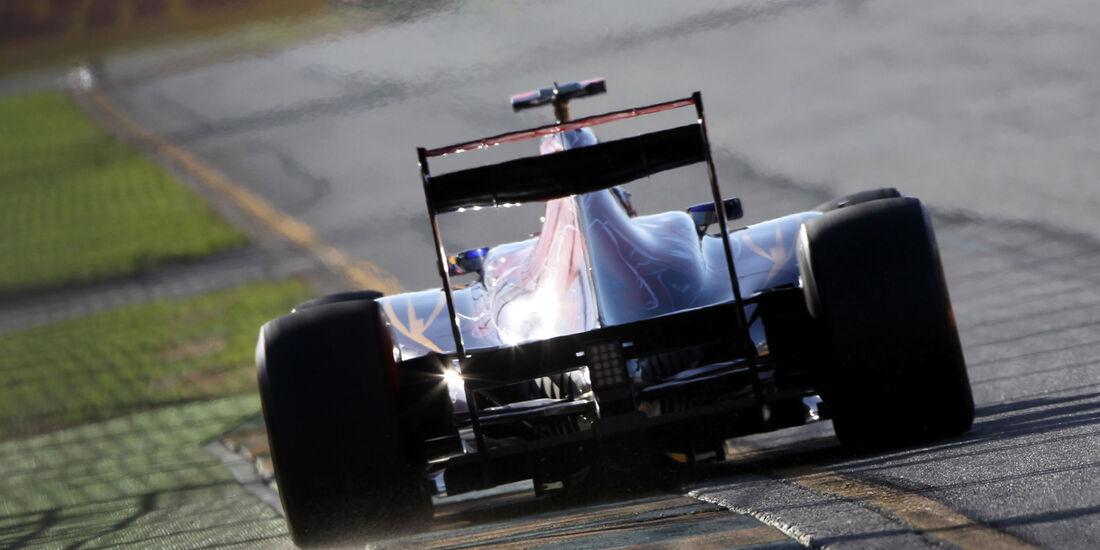 Jean Eric Vergne Toro Rosso GP Australien 2012