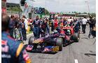 Jean-Eric Vergne - Toro Rosso - GP Spanien 2013
