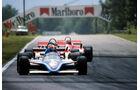 Jean-Pierre Jabouille - Ligier JS17 - Zolder 1981