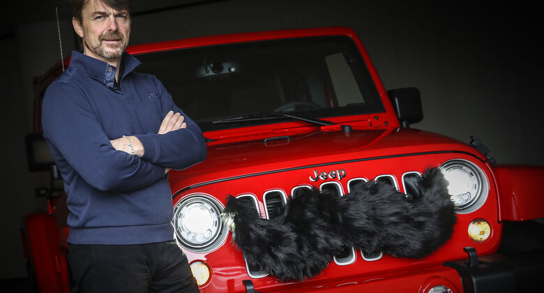 Jeep CEO Nick Manley