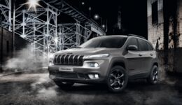 Jeep Cherokee Night Eagle Sondermodell