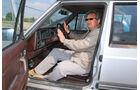 Jeep Cherokee TD, Cockpit