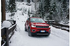 Jeep Compass 1.4l Multiair 170 PS Active Drive Limited Fahrbericht