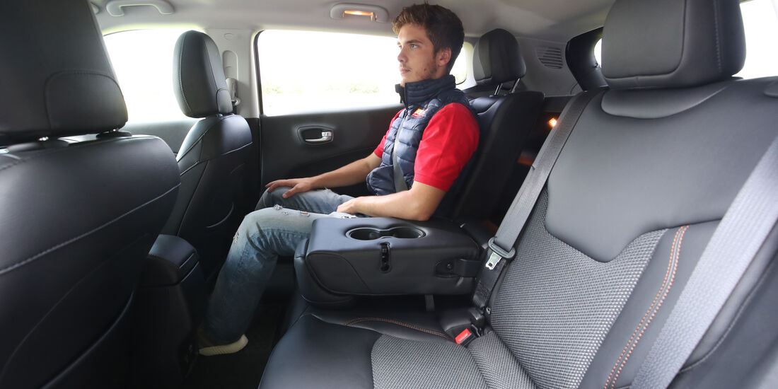 Jeep Compass Interieur
