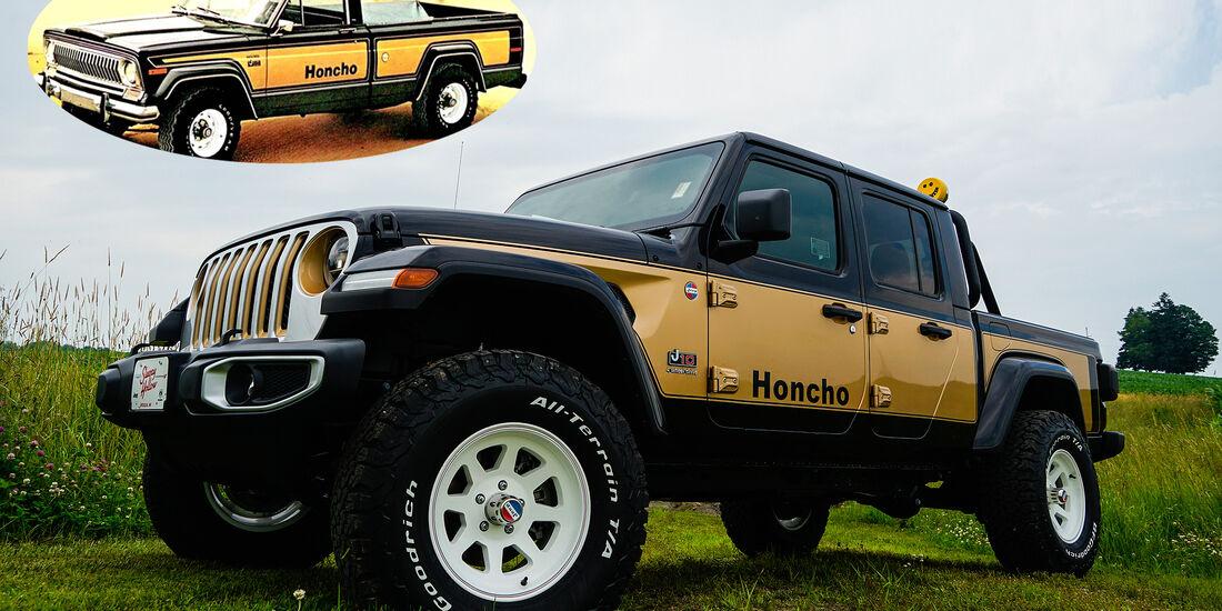 Jeep Gladiator Honcho (2019)