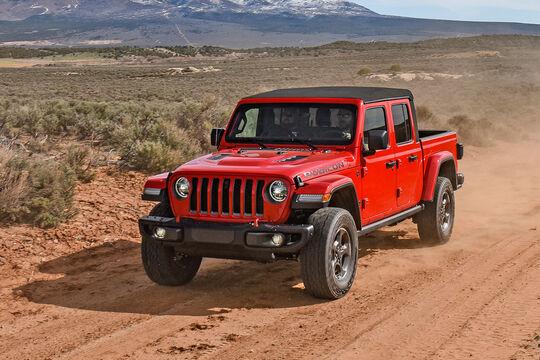 Jeep - auto motor und sport