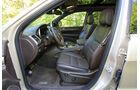 Jeep Grand Cherokee 3.0 CRD, Fahrersitz